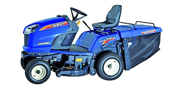 traktorius iseki sxg 216 h traktorius motoblokai. Black Bedroom Furniture Sets. Home Design Ideas