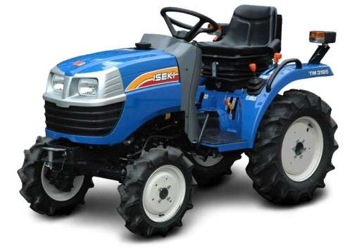 ISEKI Traktorius TM 3185 ISEKI