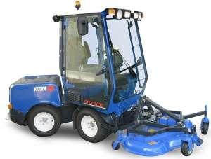 ISEKI kompaktiški traktoriai