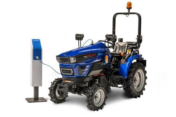 Elektrinis traktorius Farmtrac-FT25G